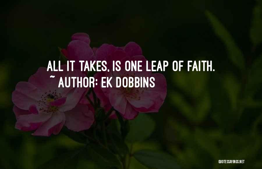 EK Dobbins Quotes 817999