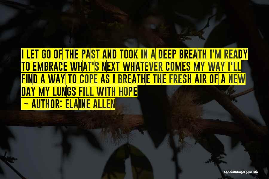 Elaine Allen Quotes 2035564