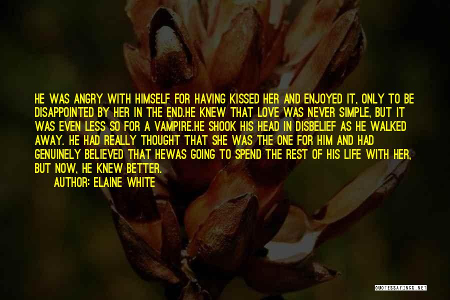 Elaine White Quotes 176065