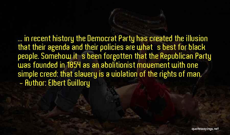Elbert Guillory Quotes 1023673
