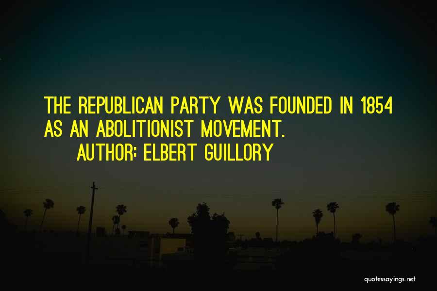 Elbert Guillory Quotes 1913481