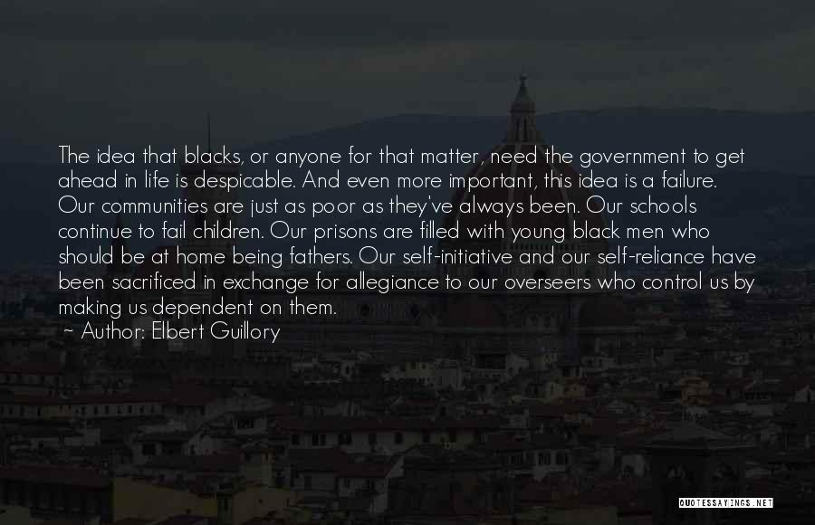 Elbert Guillory Quotes 972728