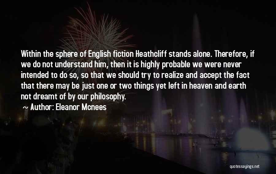 Eleanor Mcnees Quotes 1443859
