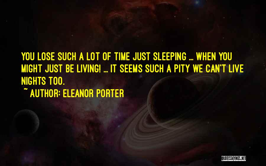 Eleanor Porter Quotes 1933830