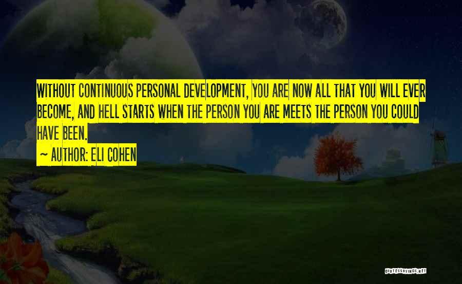 Eli Cohen Quotes 358751