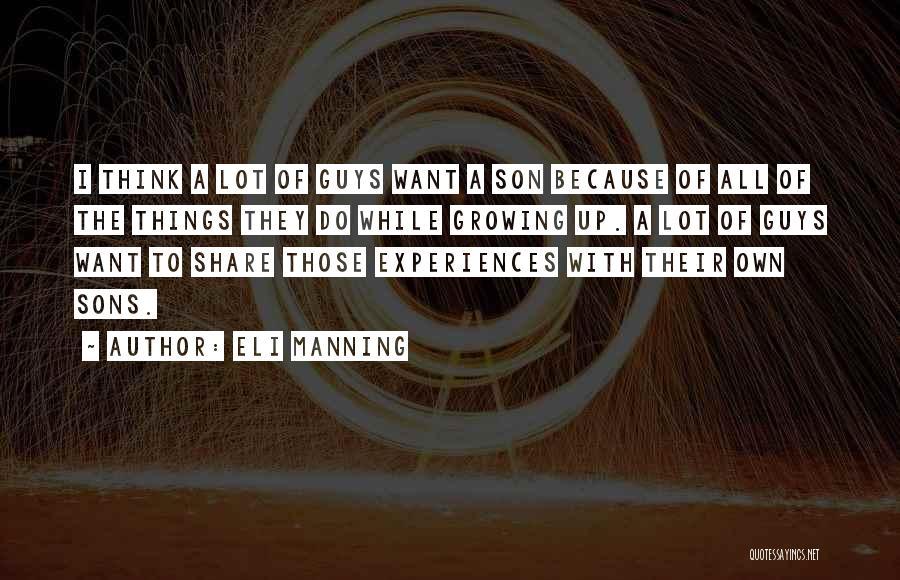 Eli Manning Quotes 1255622