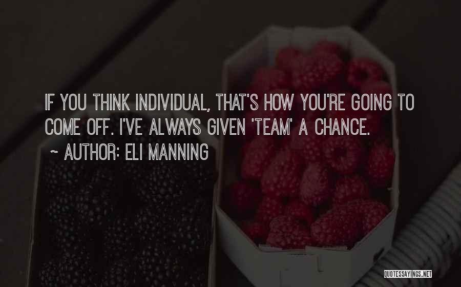 Eli Manning Quotes 1539834