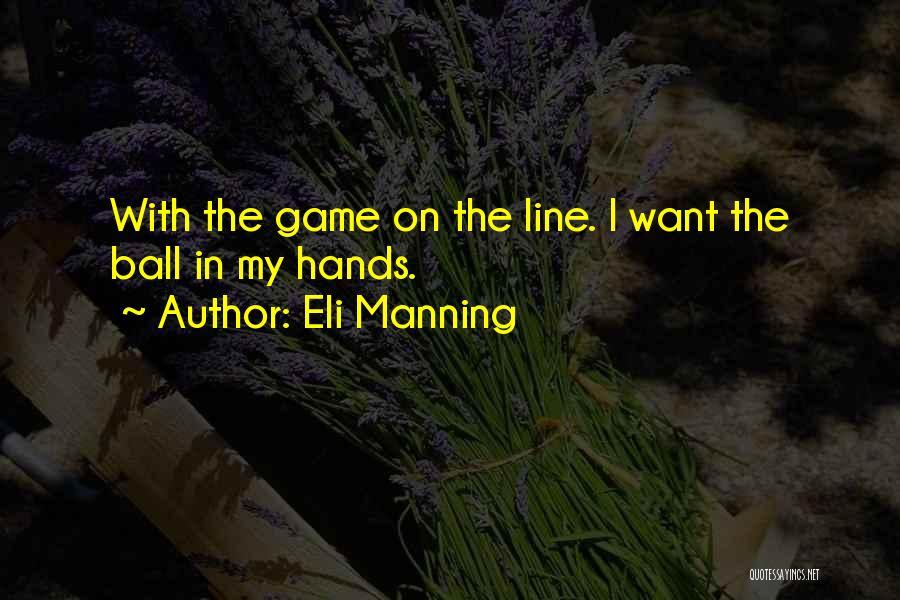 Eli Manning Quotes 2163195