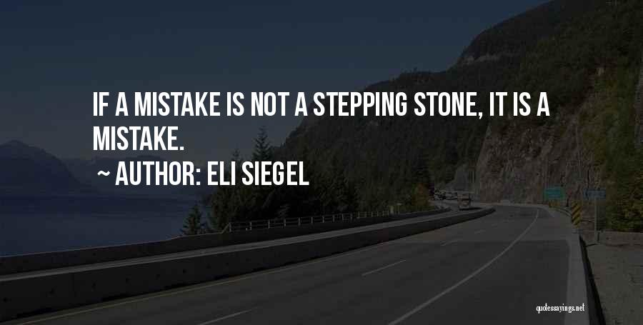 Eli Siegel Quotes 1633637