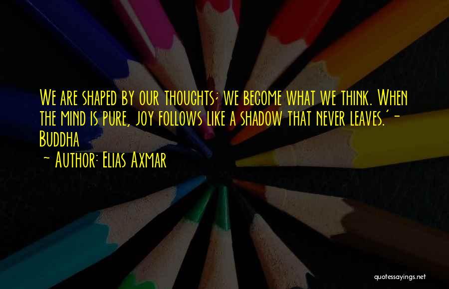 Elias Axmar Quotes 1214575