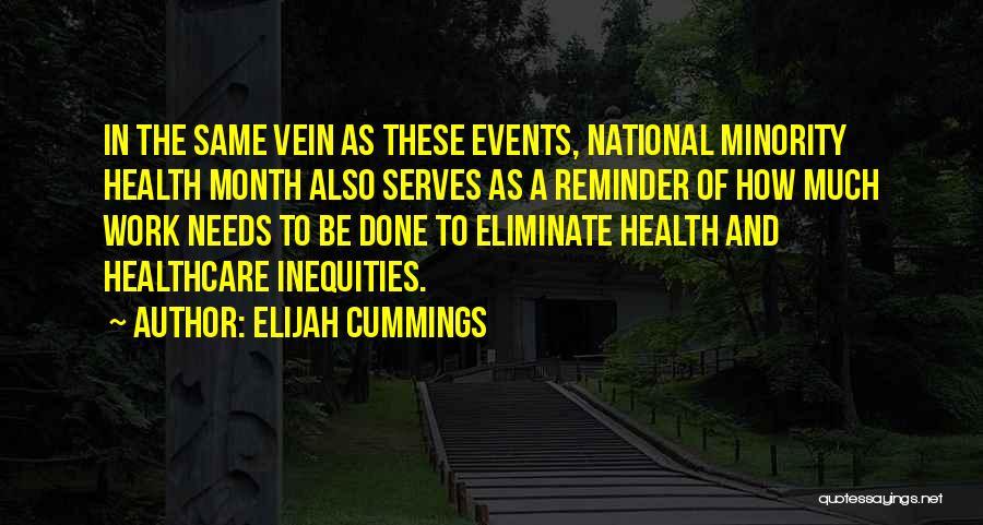 Elijah Cummings Quotes 354962