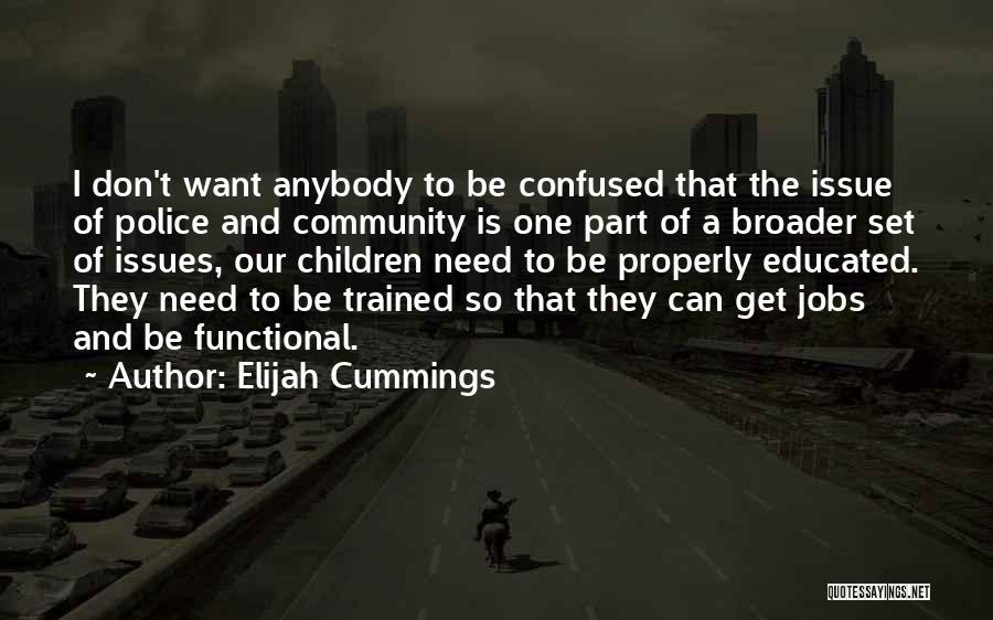 Elijah Cummings Quotes 977679