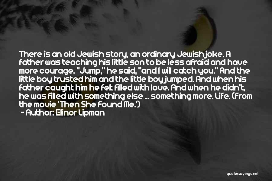 Elinor Lipman Quotes 1852314