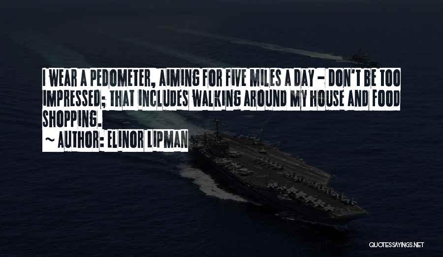 Elinor Lipman Quotes 1965698