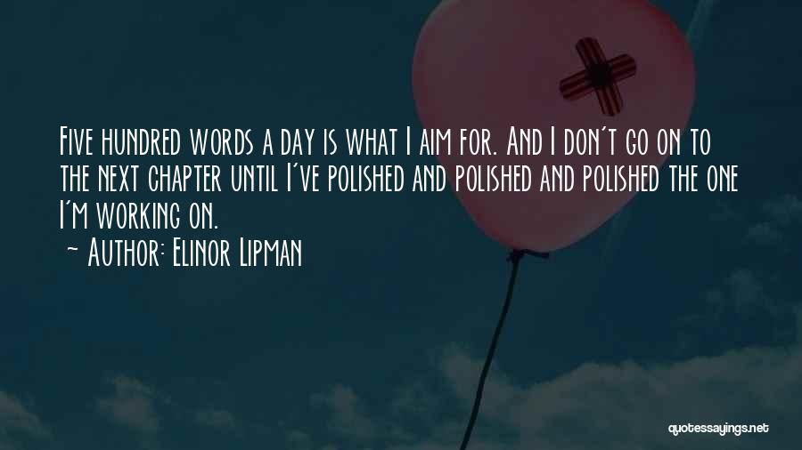 Elinor Lipman Quotes 2260940