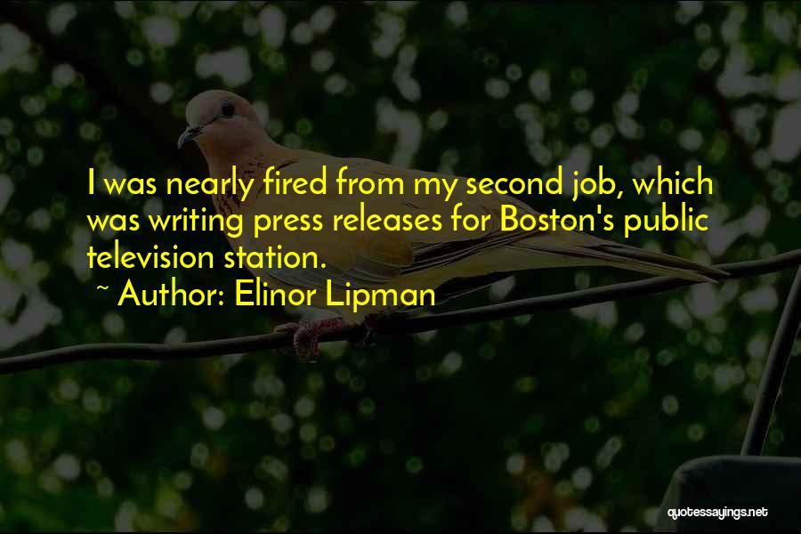 Elinor Lipman Quotes 266515