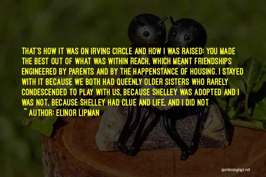 Elinor Lipman Quotes 863229