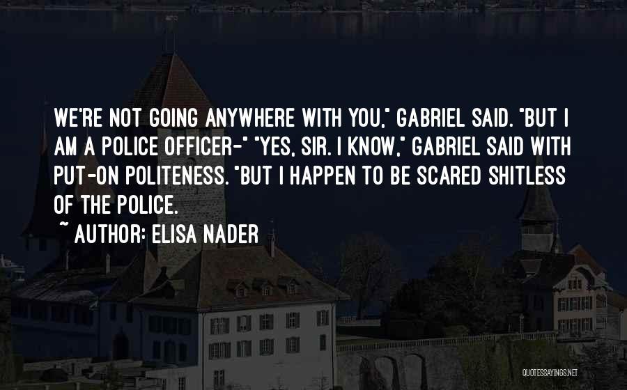 Elisa Nader Quotes 102256