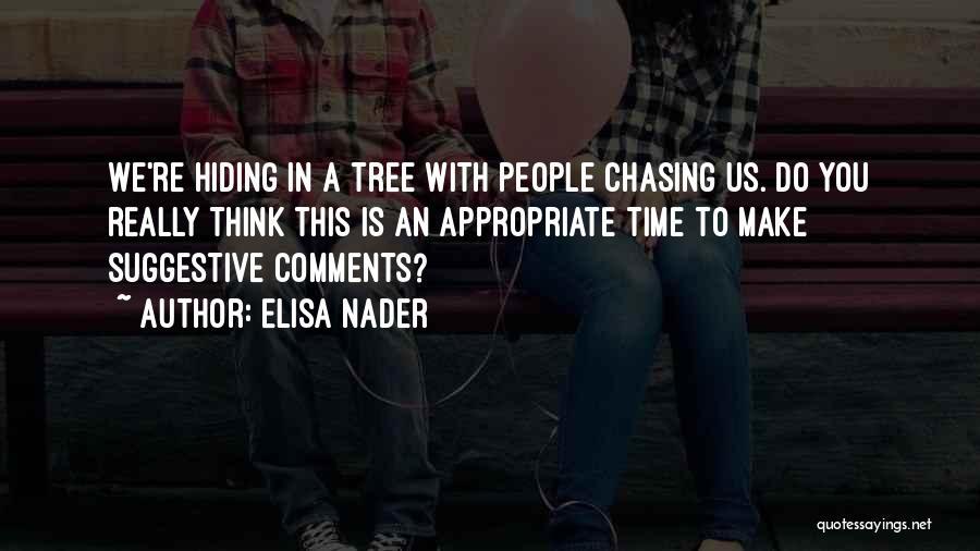 Elisa Nader Quotes 1884840