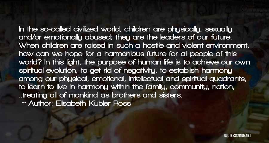 Elisabeth Kubler-Ross Quotes 1352150