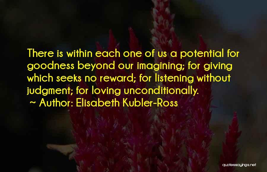 Elisabeth Kubler-Ross Quotes 1645717