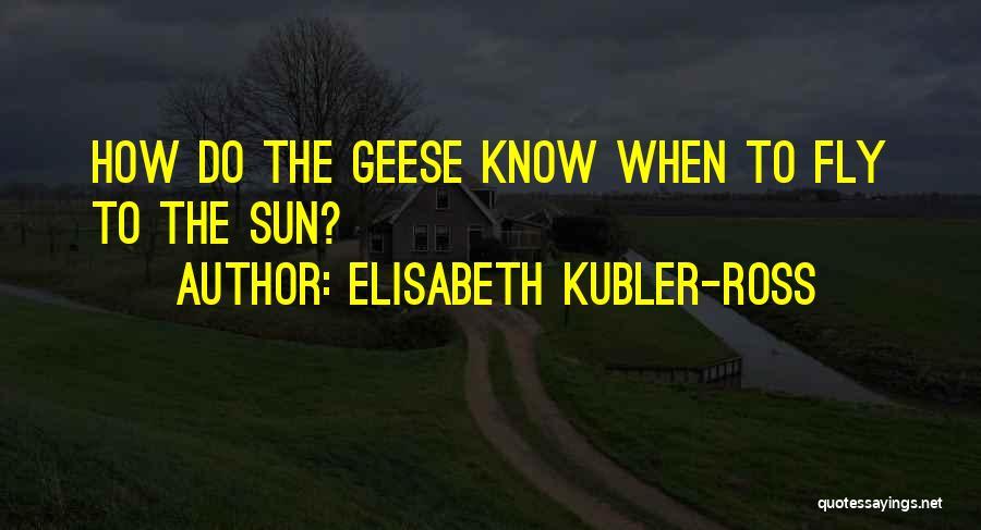 Elisabeth Kubler-Ross Quotes 1961401