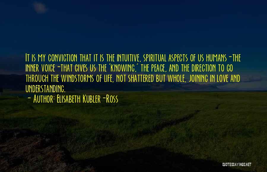 Elisabeth Kubler-Ross Quotes 2002735