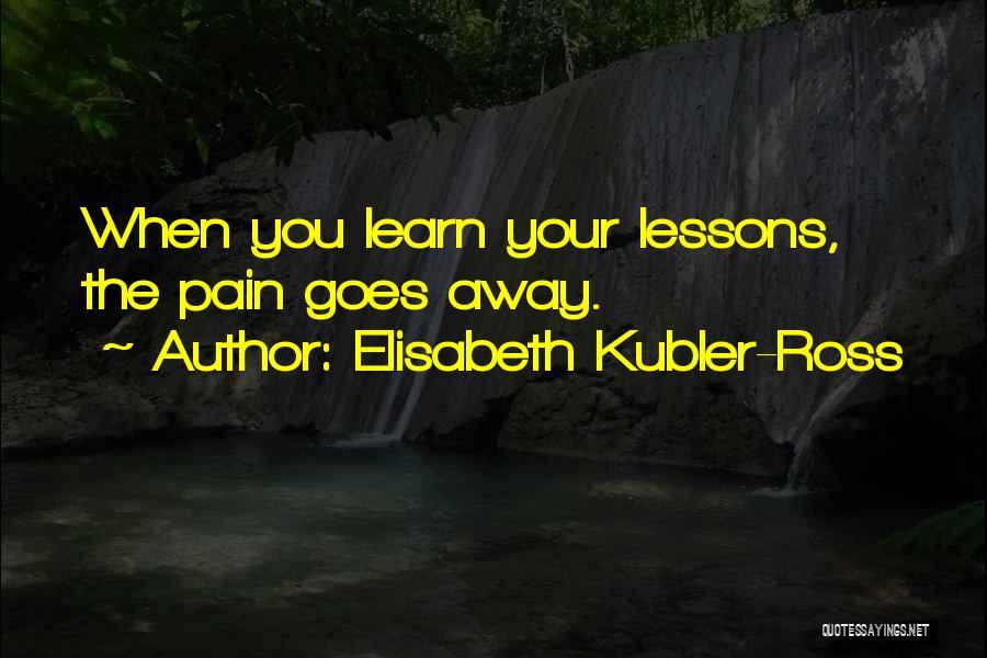 Elisabeth Kubler-Ross Quotes 397507