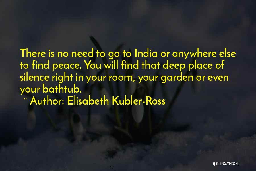 Elisabeth Kubler-Ross Quotes 789947