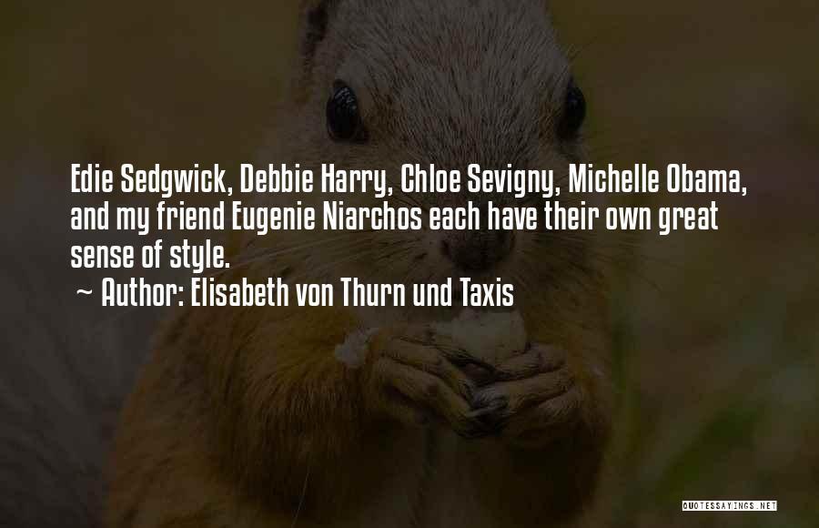 Elisabeth Von Thurn Und Taxis Quotes 1124075