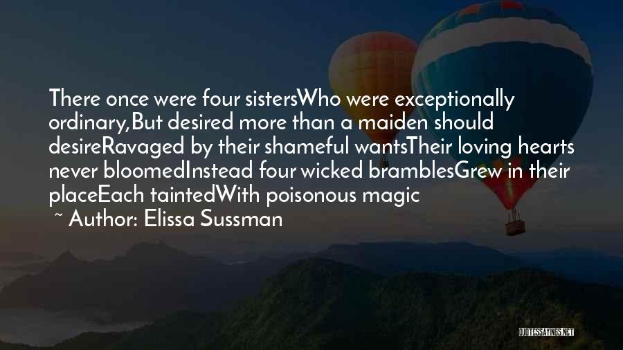 Elissa Sussman Quotes 2090216