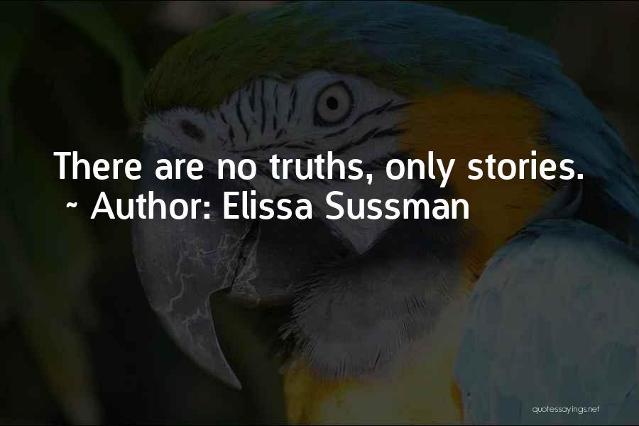 Elissa Sussman Quotes 304304