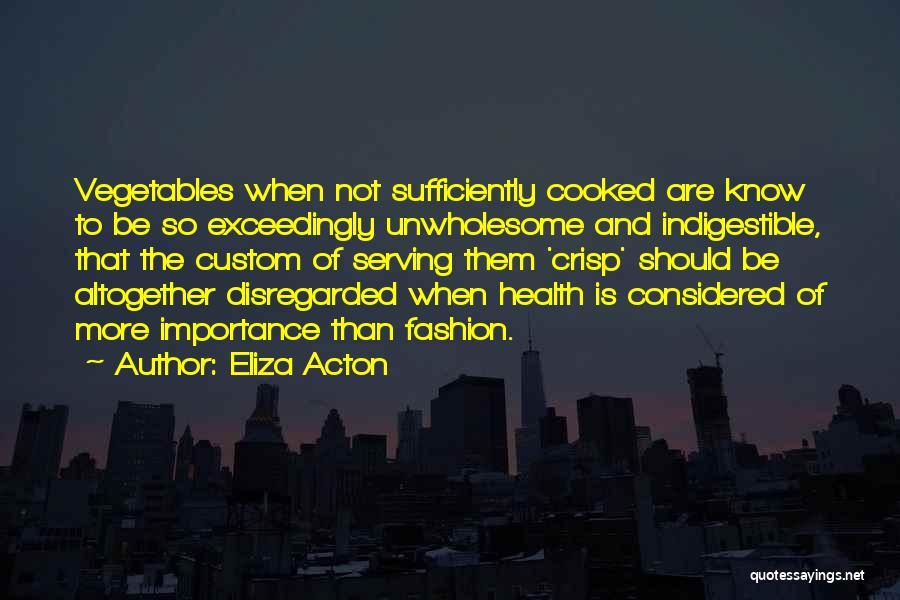 Eliza Acton Quotes 1794789