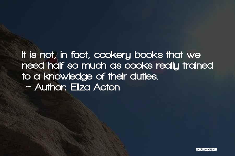 Eliza Acton Quotes 1882972