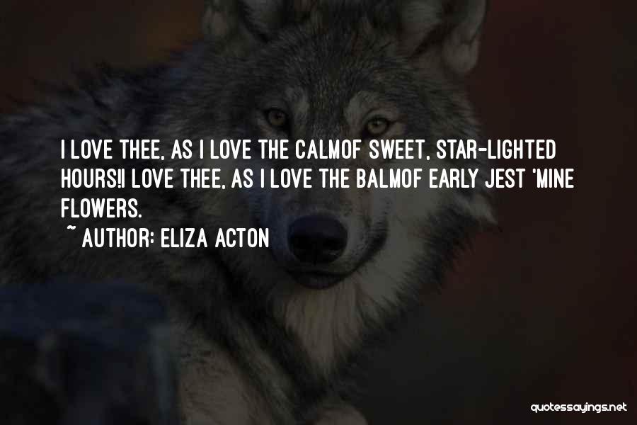 Eliza Acton Quotes 2143584