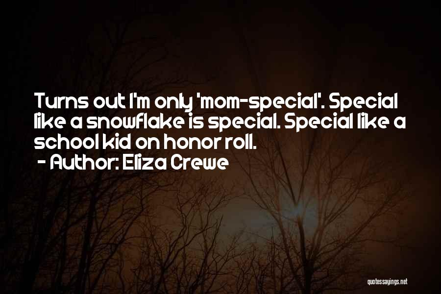 Eliza Crewe Quotes 1306012