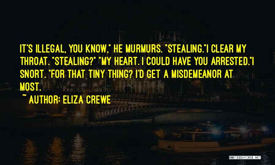 Eliza Crewe Quotes 1331525