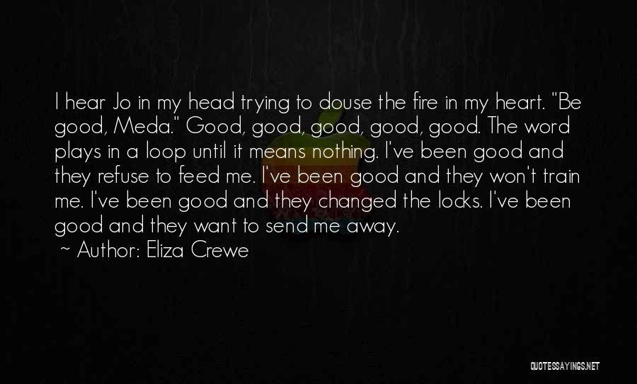 Eliza Crewe Quotes 2008778