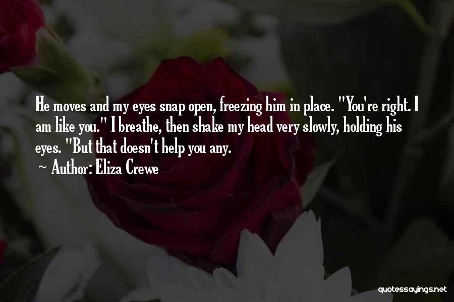 Eliza Crewe Quotes 2178018