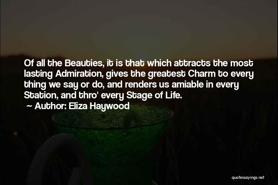Eliza Haywood Quotes 1953902