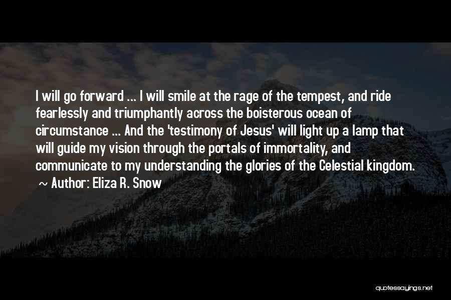 Eliza R. Snow Quotes 2102396