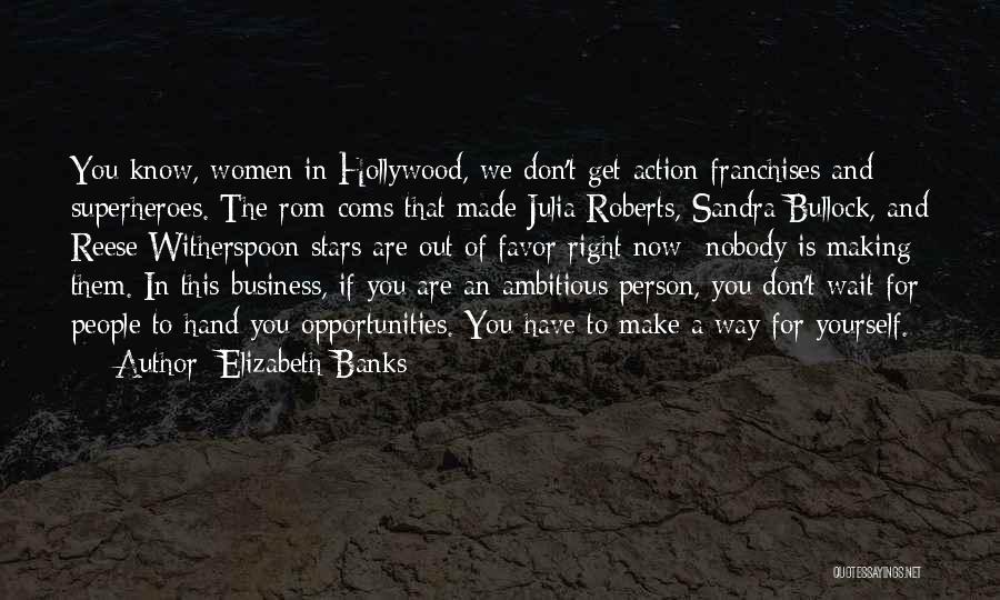 Elizabeth Banks Quotes 1864945