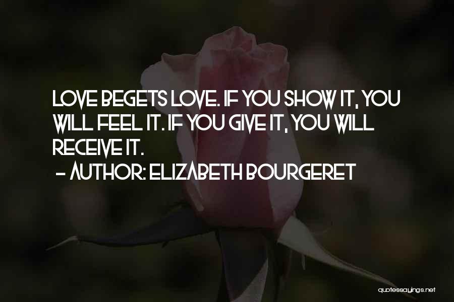 Elizabeth Bourgeret Quotes 1338923