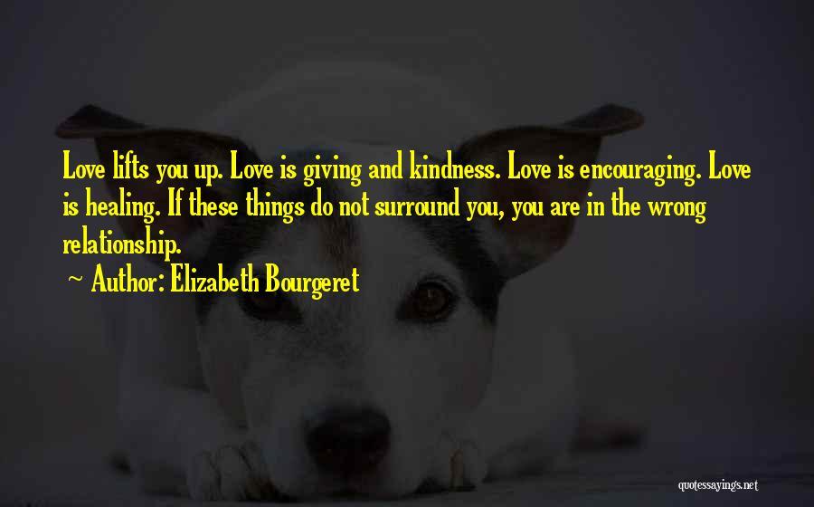Elizabeth Bourgeret Quotes 1372732
