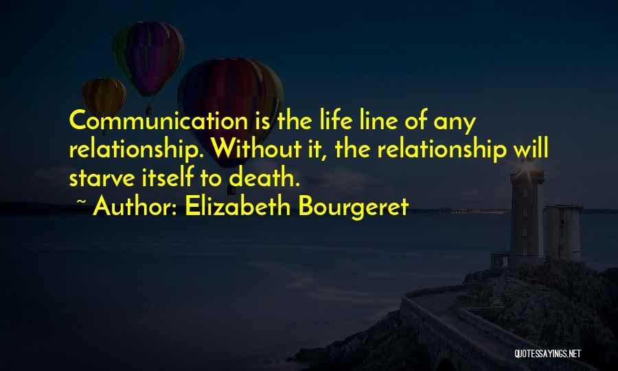 Elizabeth Bourgeret Quotes 1454524