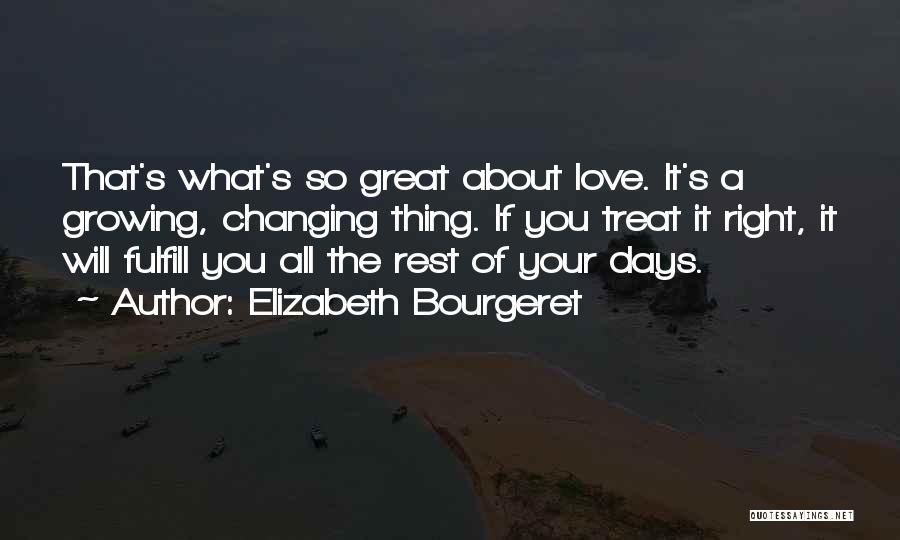 Elizabeth Bourgeret Quotes 1528899
