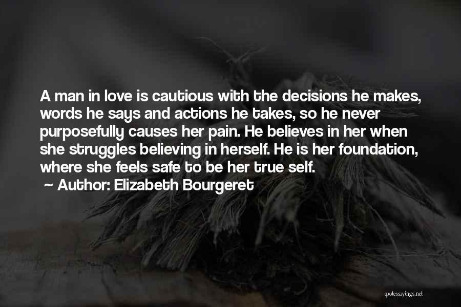 Elizabeth Bourgeret Quotes 1682635