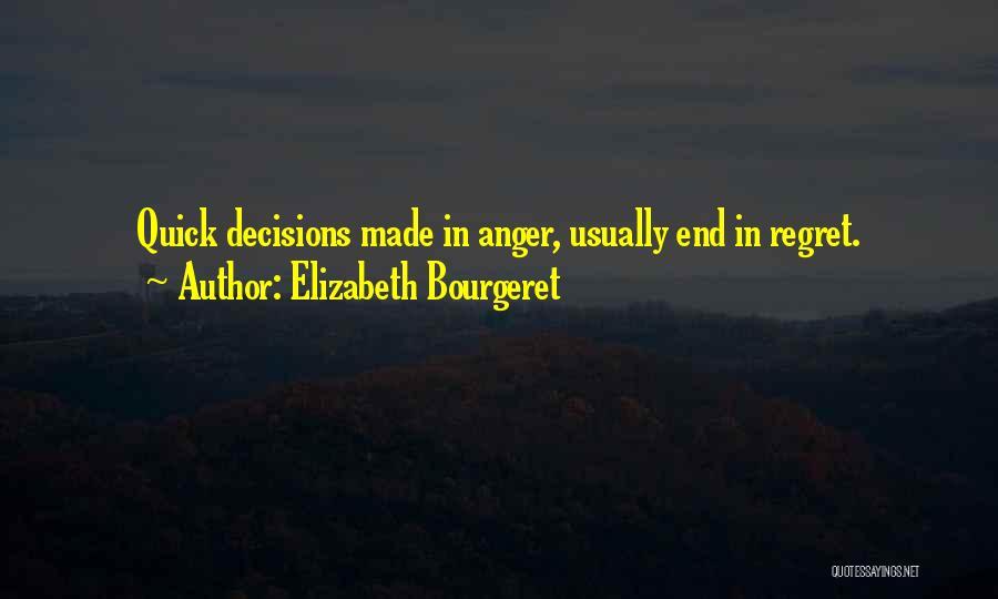 Elizabeth Bourgeret Quotes 859566