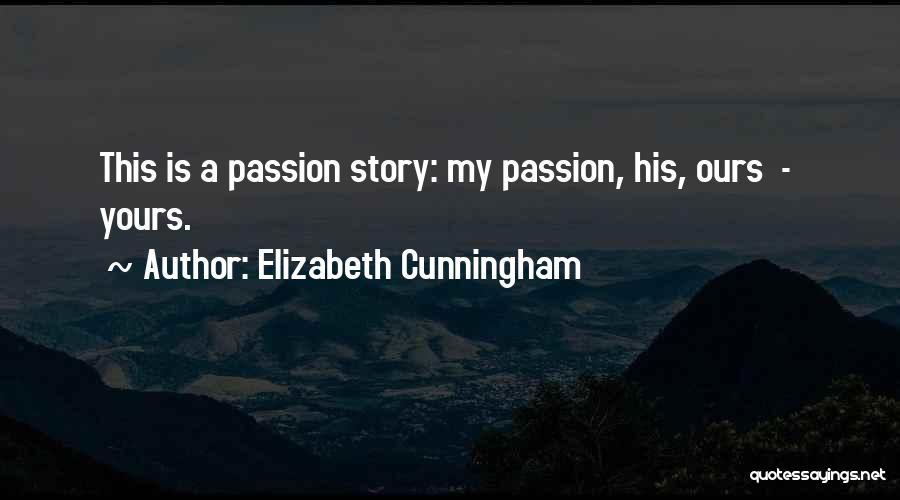 Elizabeth Cunningham Quotes 1357643