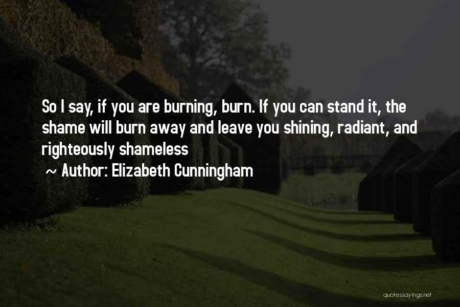 Elizabeth Cunningham Quotes 851123